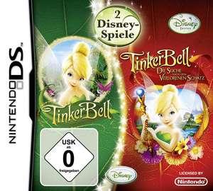 Tinkerbell: 2 Disney Games