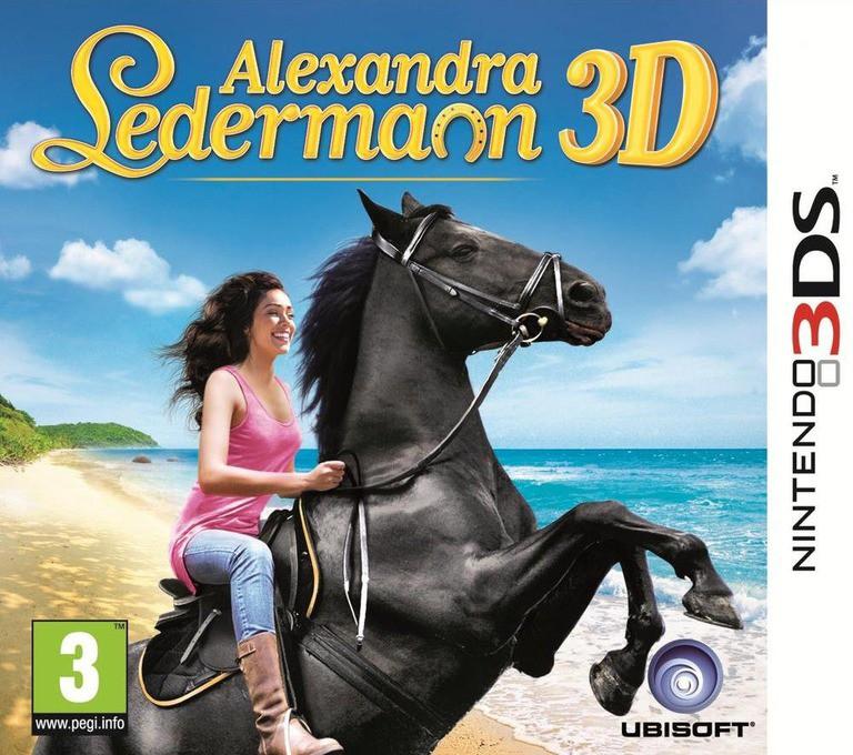 Alexandra Ledermann 3D: Imagine Champion Rider 3D