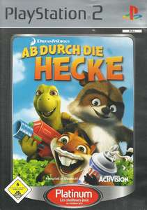 Ab durch die Hecke / Over The Hedge [Platinum]