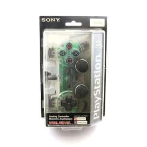 Original Sony Controller Analog #transparent SCPH-1200