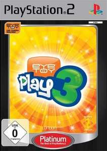 EyeToy: Play 3 [Platinum]