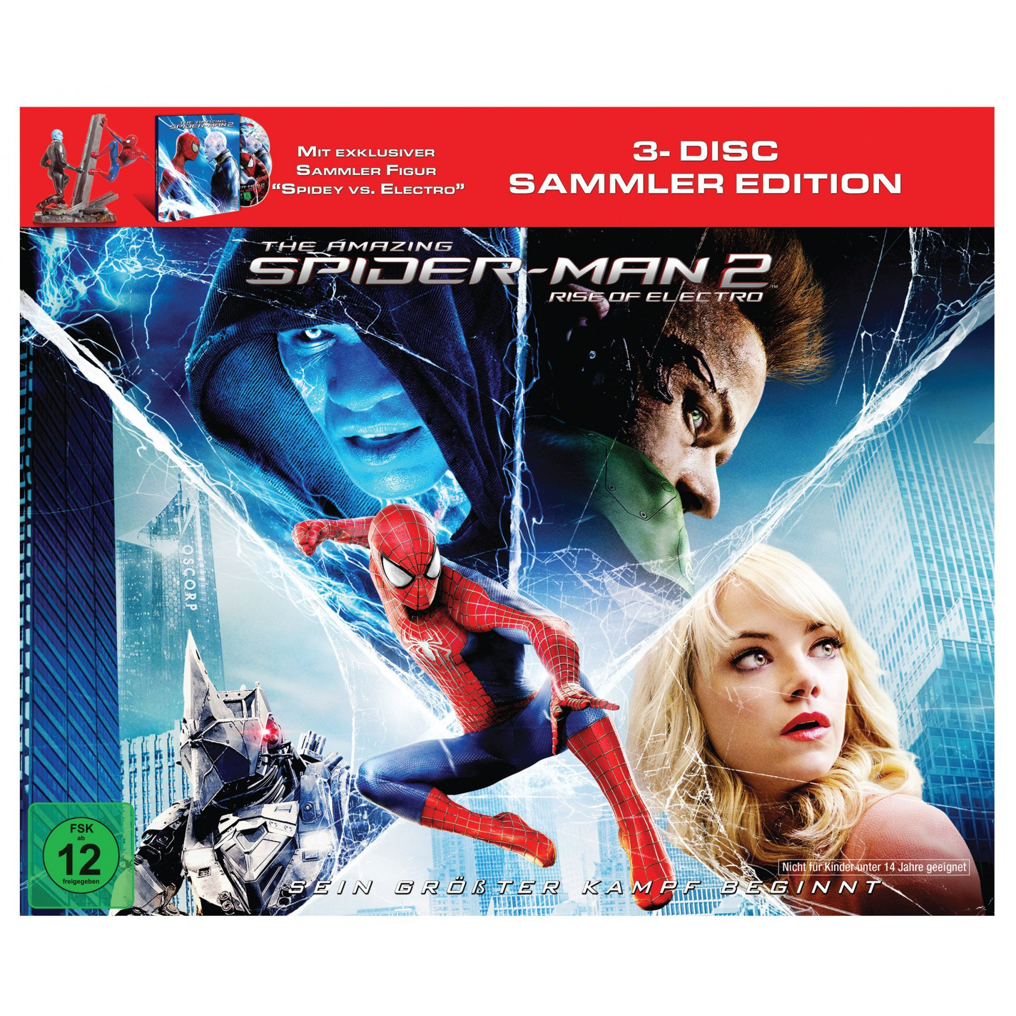 The Amazing Spider-Man 2: Rise of Electro [Sony Pictures Entertainment Global Communications] (geb