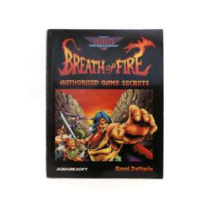 Breath of Fire: Authorized Game Secrets