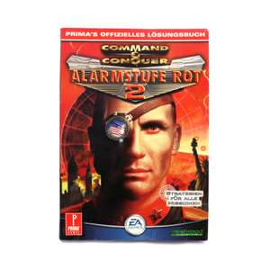 Command & Conquer: Alarmstufe Rot 2 - Offizielles Lösungsbuch