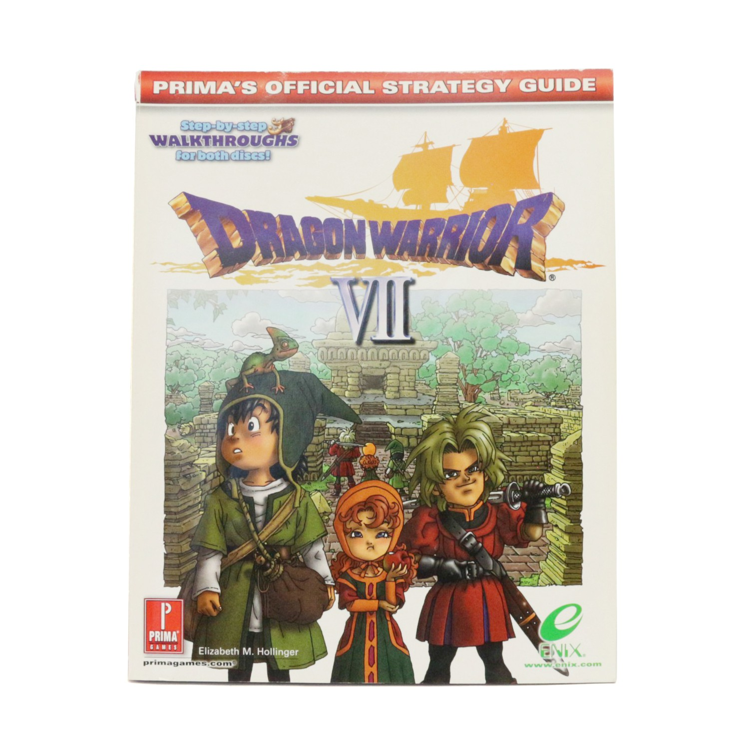 Dragon Warrior VII Official Strategy Guide [Prima]