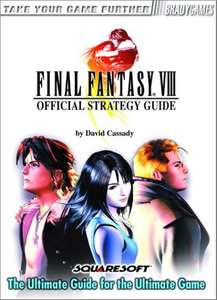 Final Fantasy VIII Official Strategy Guide [Squaresoft]