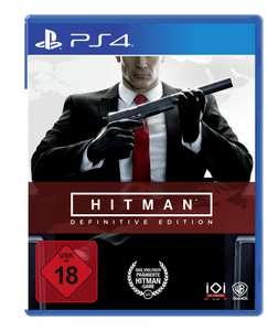 Hitman #Definitive Edition