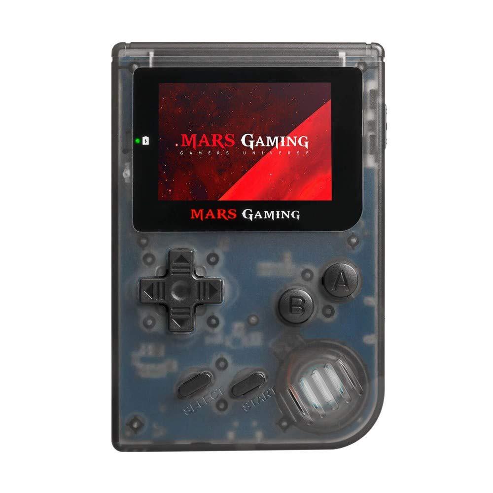 MARS Gaming Konsole MRBB + 151 Retro Spiele vorinstalliert + MicroSD Slot
