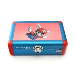 Metallkoffer / Storage Case #Super Mario