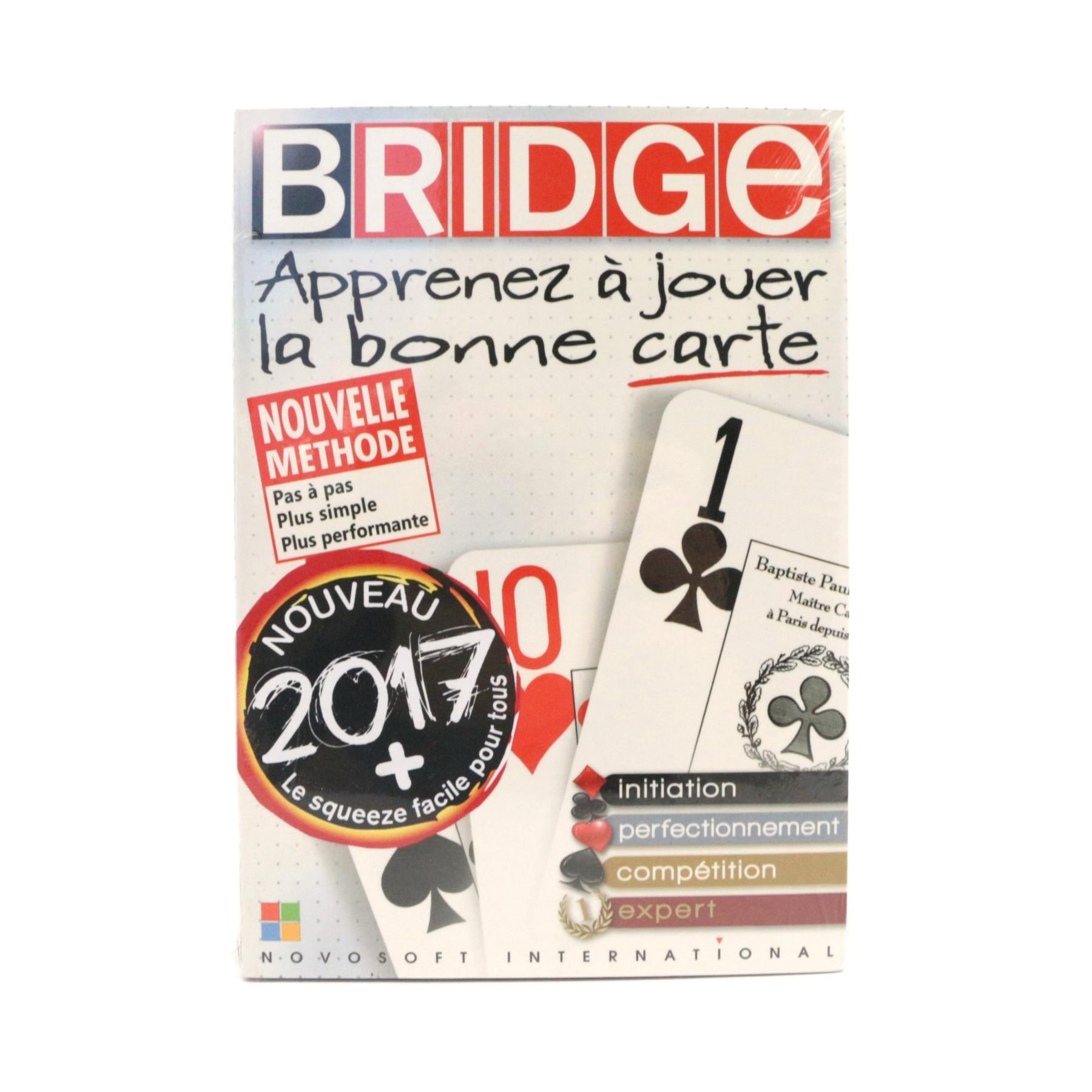 Bridge: Apprenez à jouer la bonne carte [Novosoft]
