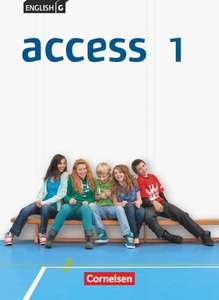 Unterrichtsmanager English G Access 1 [Cornelsen]