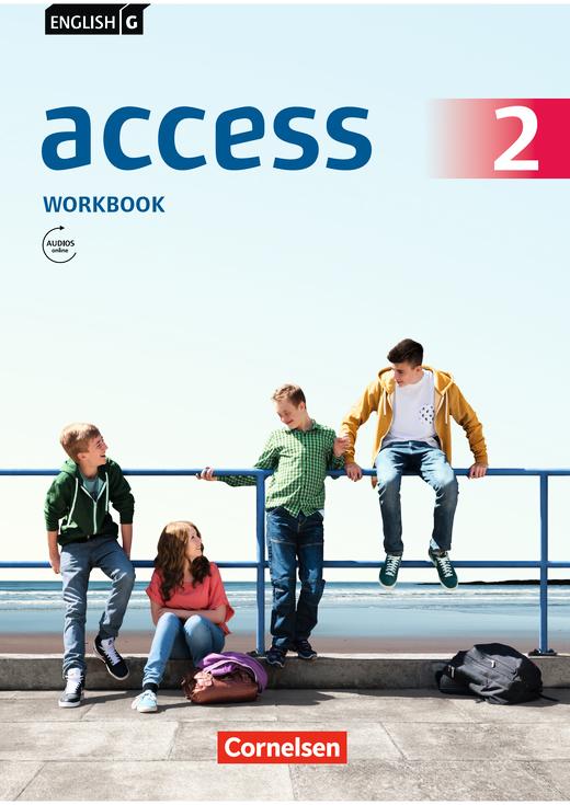 English G Access 2 e-Workbook [Cornelsen]