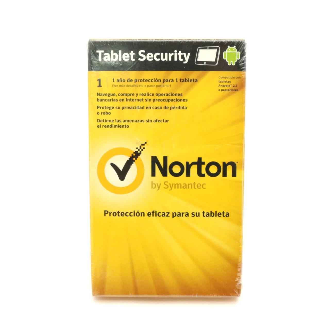 Norton Tablet Security by Symantec für Android