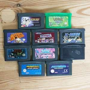 10 GameBoy Spiele zum TOP Preis! - GBA 404