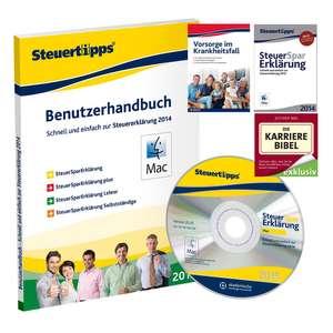 SteuerSparErklärung 2015+2014 Special Edition