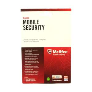 McAfee Mobile Security für Android