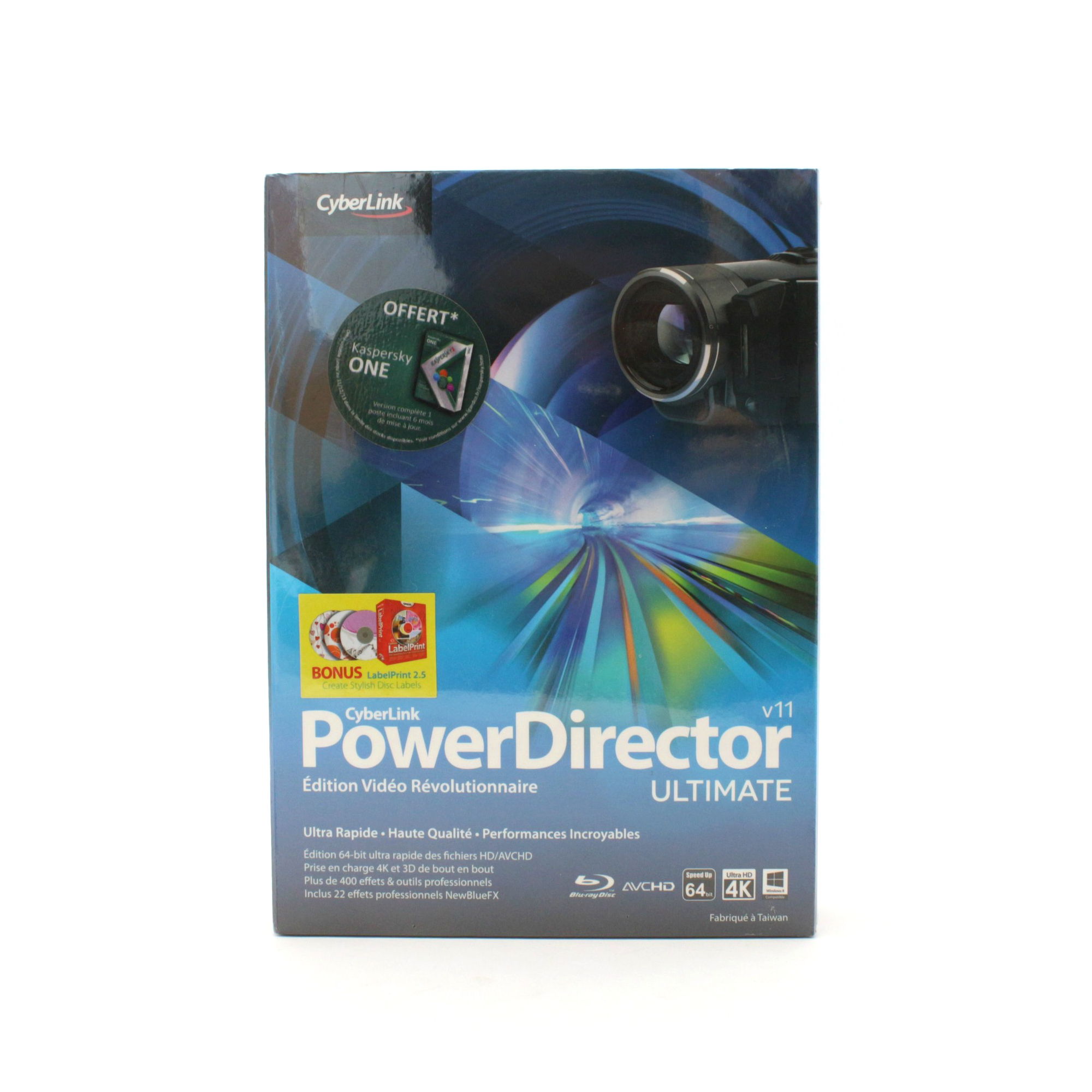 CyberLink PowerDirector V11 Ultimate