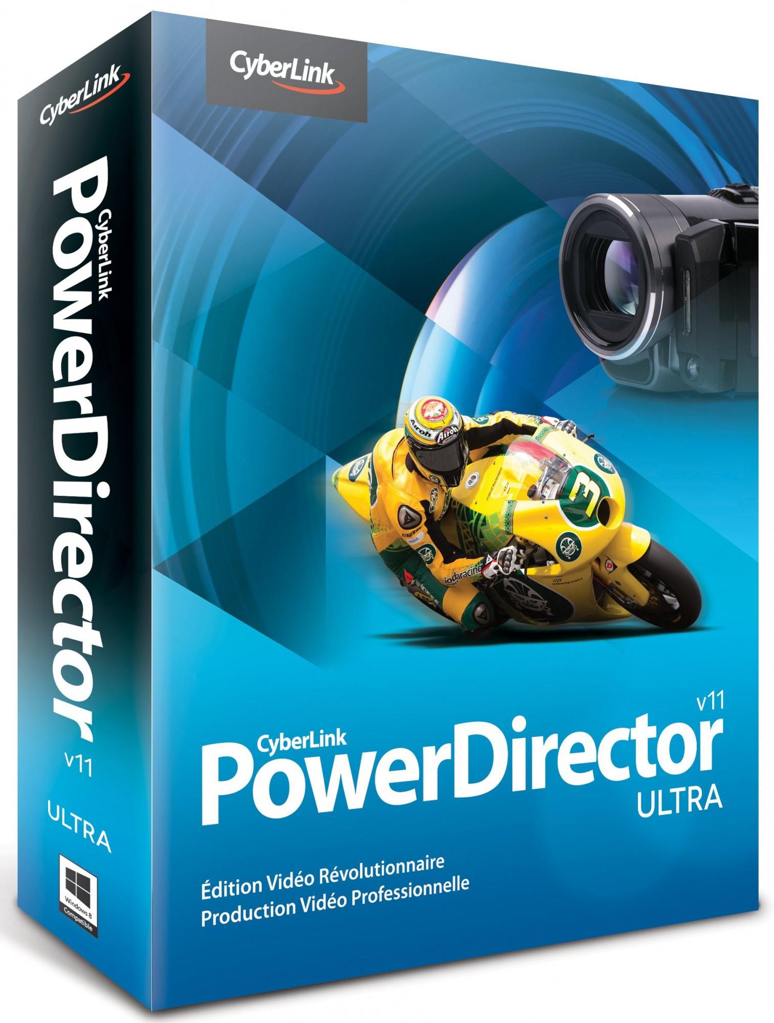 CyberLink PowerDirector v11 ULTRA