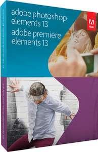 Adobe Photoshop Elements 13 & Premiere Elements 13 englisch