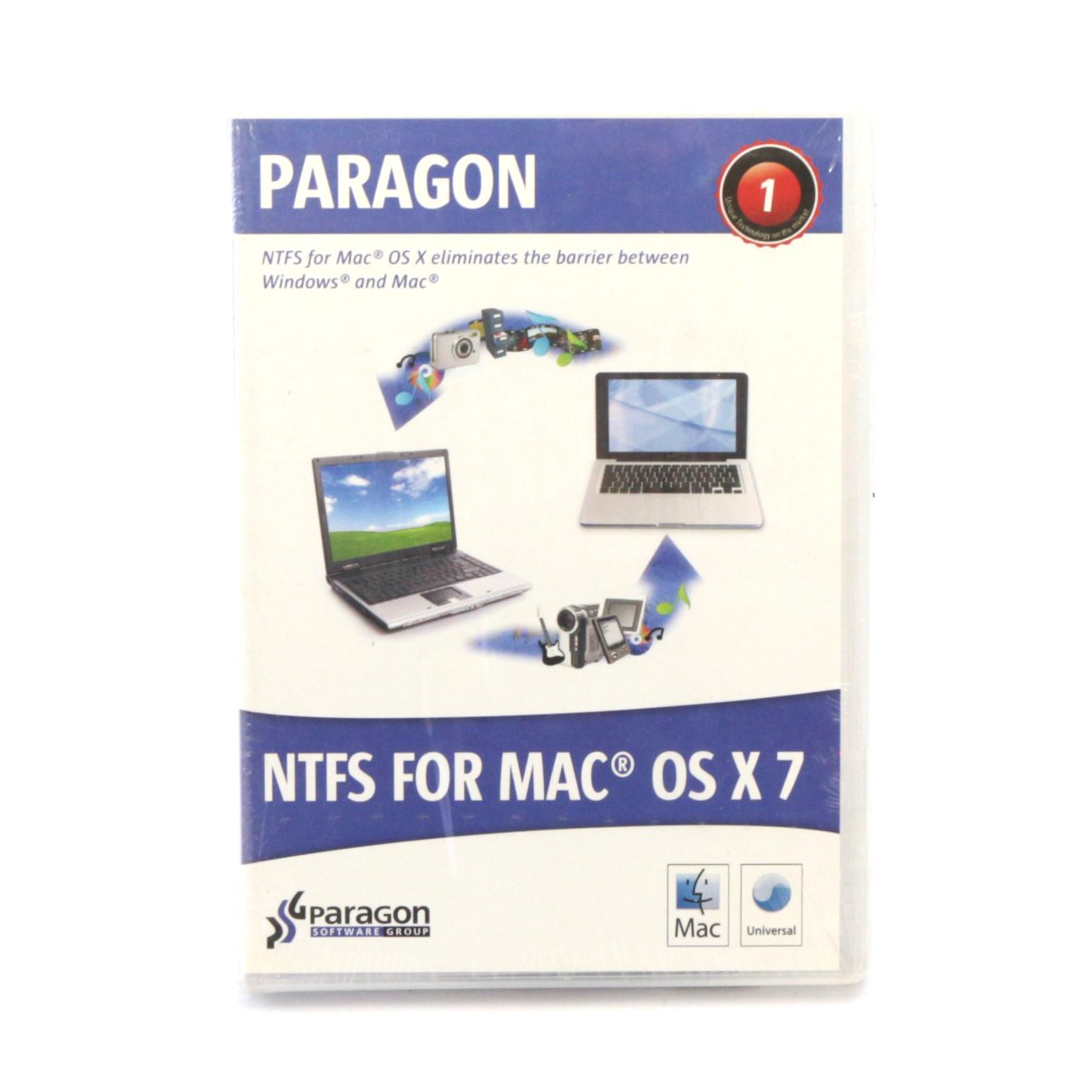 NTFS for Mac OS X 7 [Paragon]