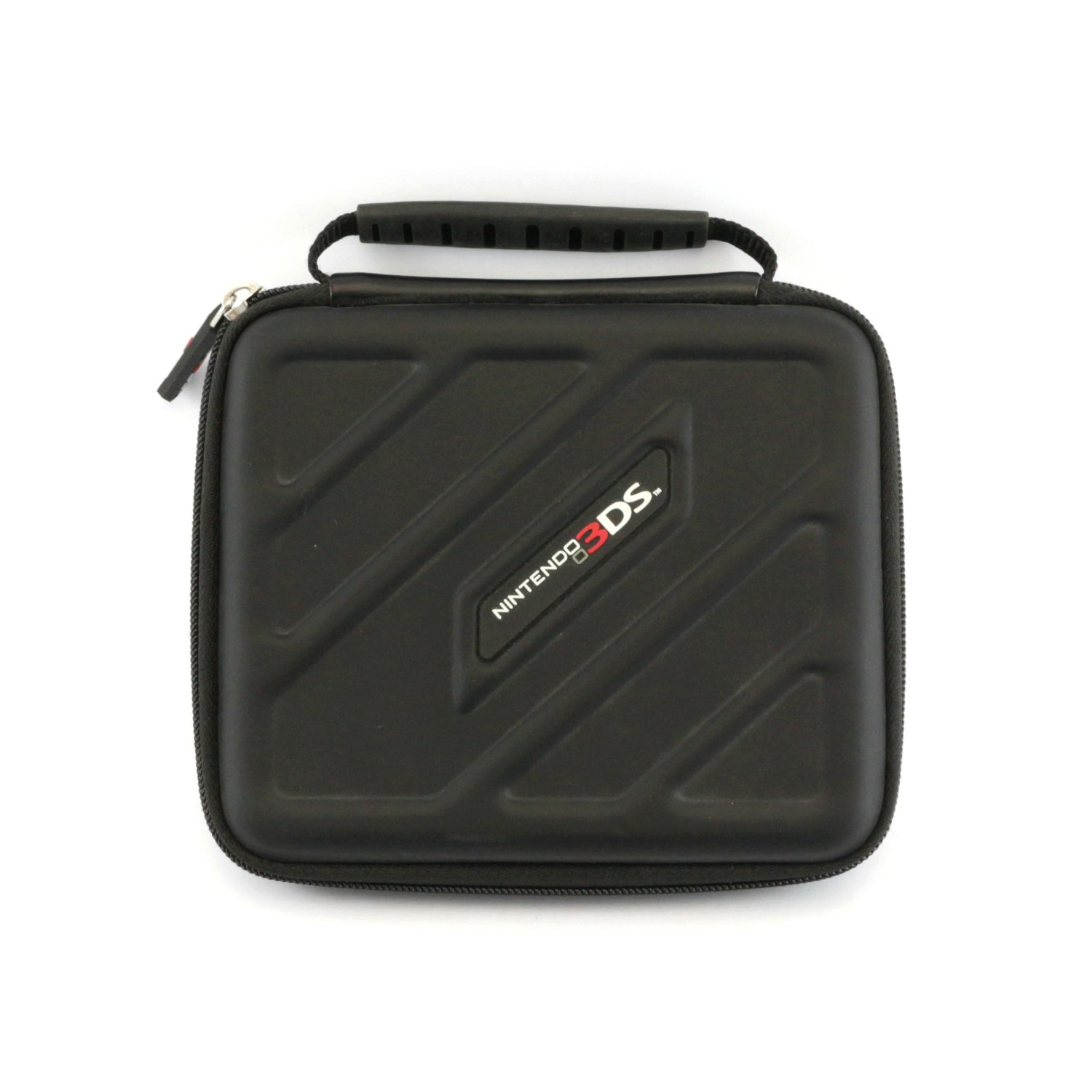 Original 3DS XL Tasche / Carry Case / Travel Bag / Koffer für Konsole #schwarz