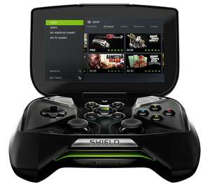 Konsole Nvidia Shield TV Media Streaming Player + Original Controller + Zubehör