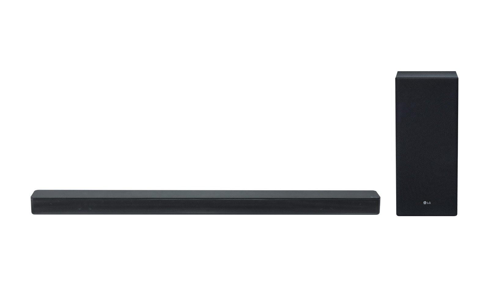 LG SK6F 2.1 Soundbar schwarz [LG Electronics]