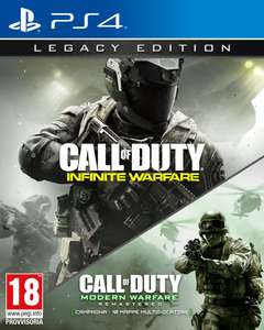 Call of Duty: Infinity Warfare Legacy Edition