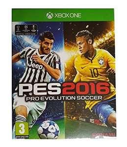PES / Pro Evolution Soccer 2016