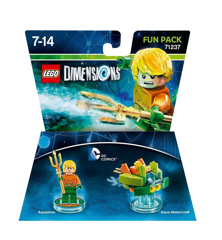 LEGO Dimensions - Fun Pack: Aquaman