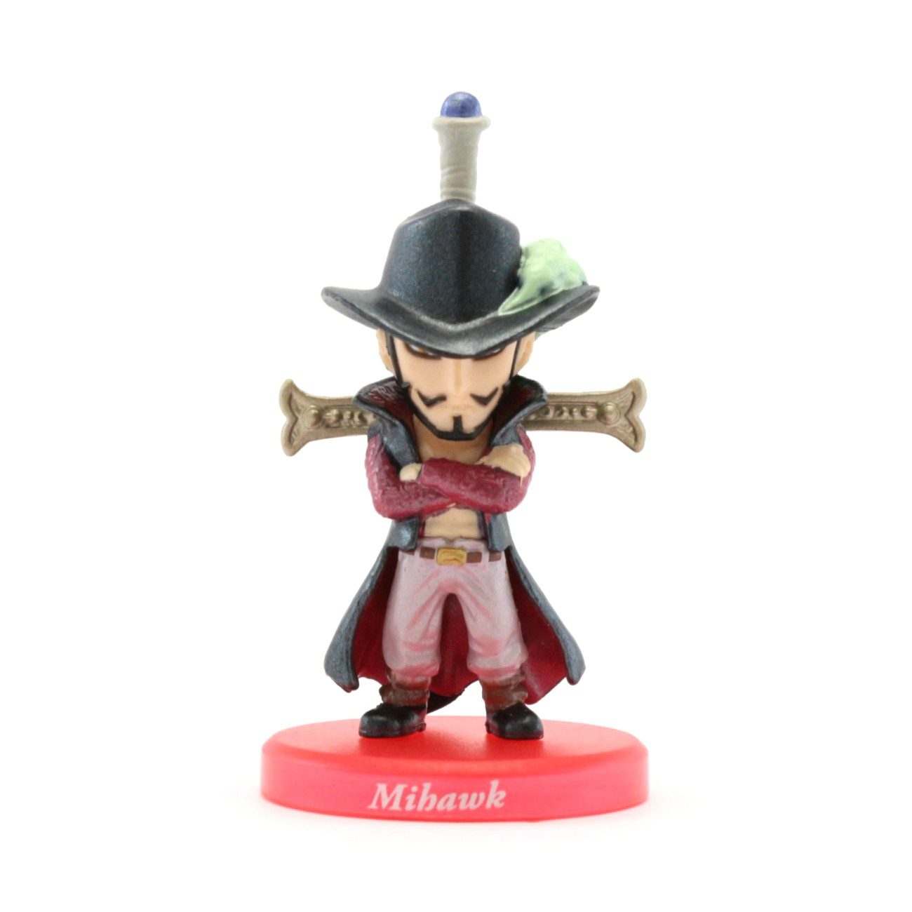 One Piece Collection The Seven Warlords of the Sea 7 Samurai der Meere Figur: Mihawk Dulacre