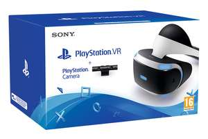Playstation VR + Kamera