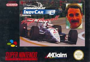 Newman Haas Indy Car Racing featuring Nigel Mansell