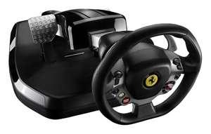 Lenkrad mit Pedale #Ferrari Vibration GT Cockpit 458 Italia Edition [Thrustmaster]