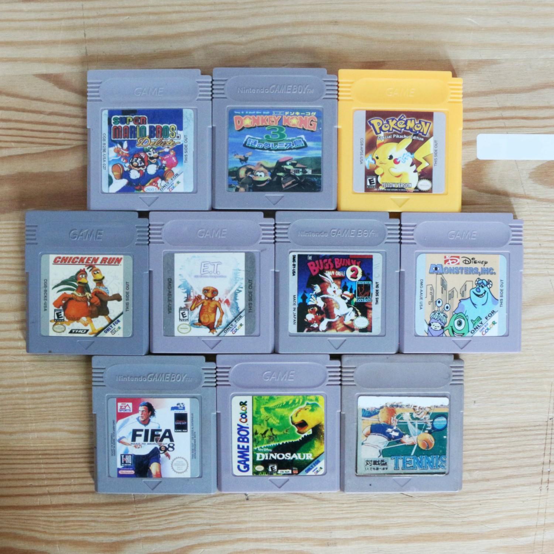 10 GameBoy Spiele zum TOP Preis! #23