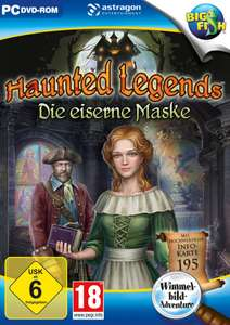 Haunted Legends: Die eiserne Maske [Astragon]