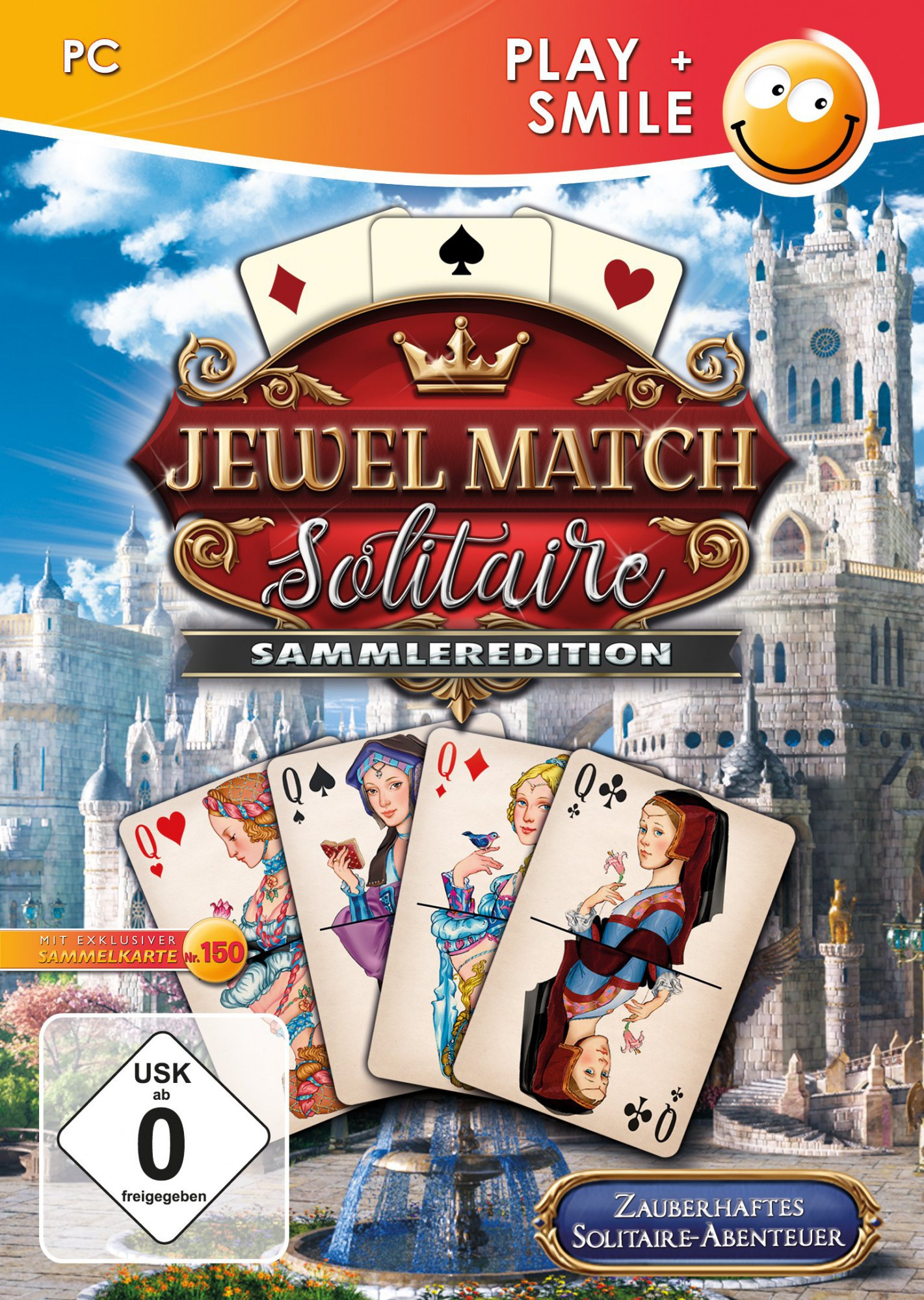 Jewel Match: Solitaire Sammleredition [Astragon]