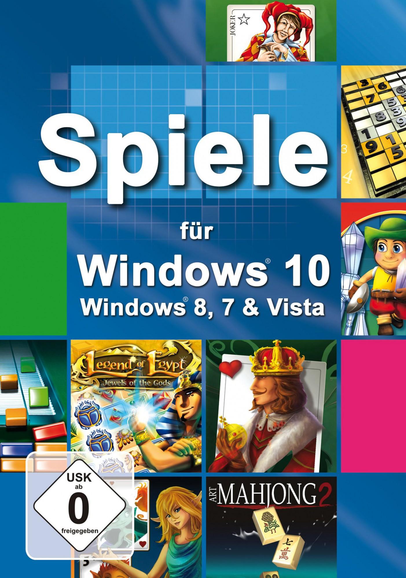 Spiele für Windows 10 [Magnussoft]