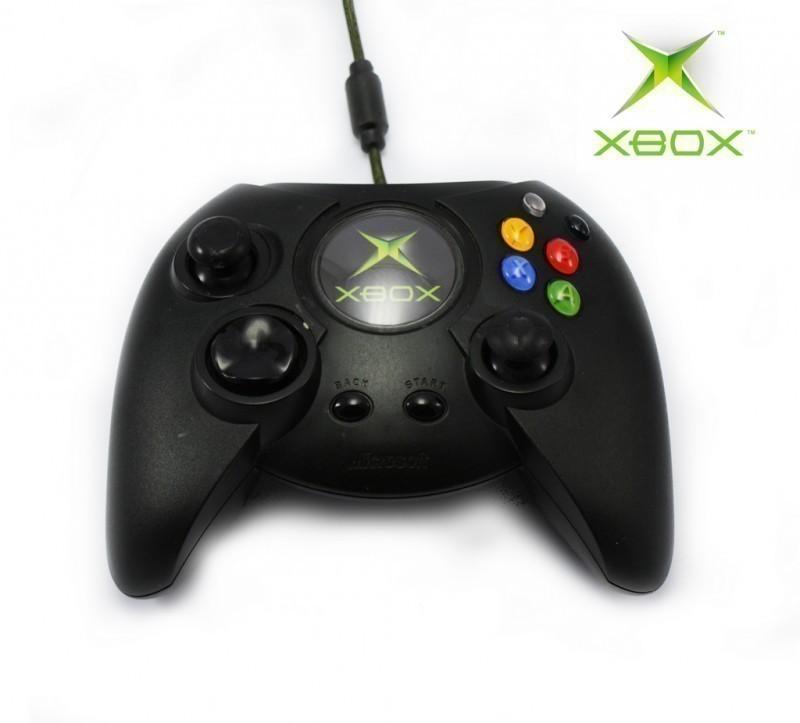 Xbox - Original Controller 1G #schwarz [Microsoft]