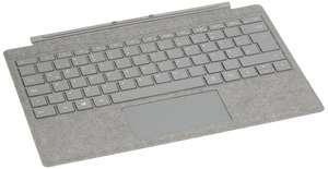 Microsoft Surface Pro Signature Type Cover platin grau platingrau