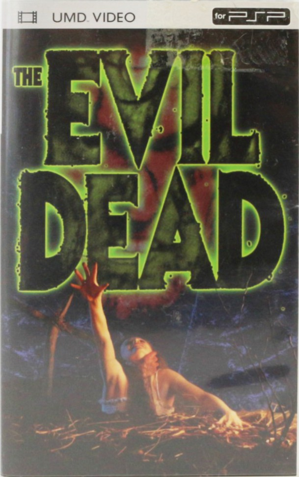 UMD Video - The Evil Dead