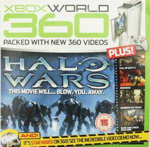 DVD Video - Xbox World 360 Ausgabe 46/13/06