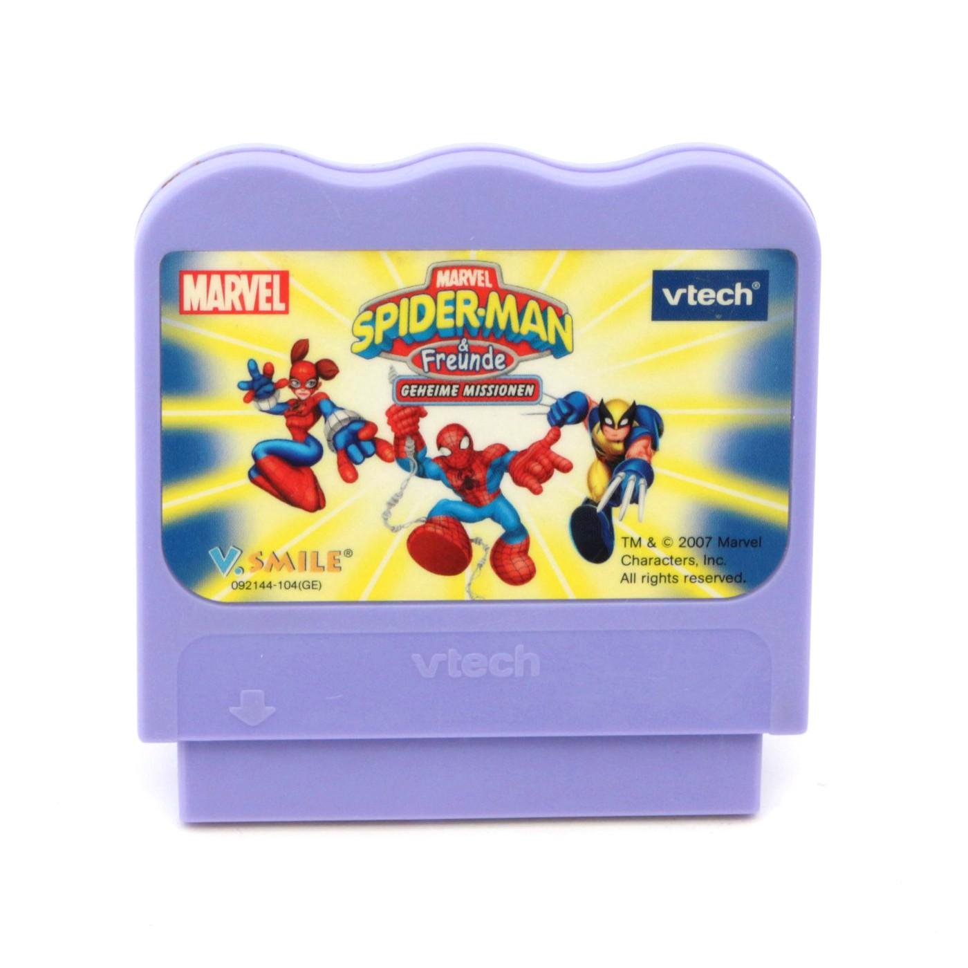 Vtech - Spider-Man & Freunde: Geheime Missionen