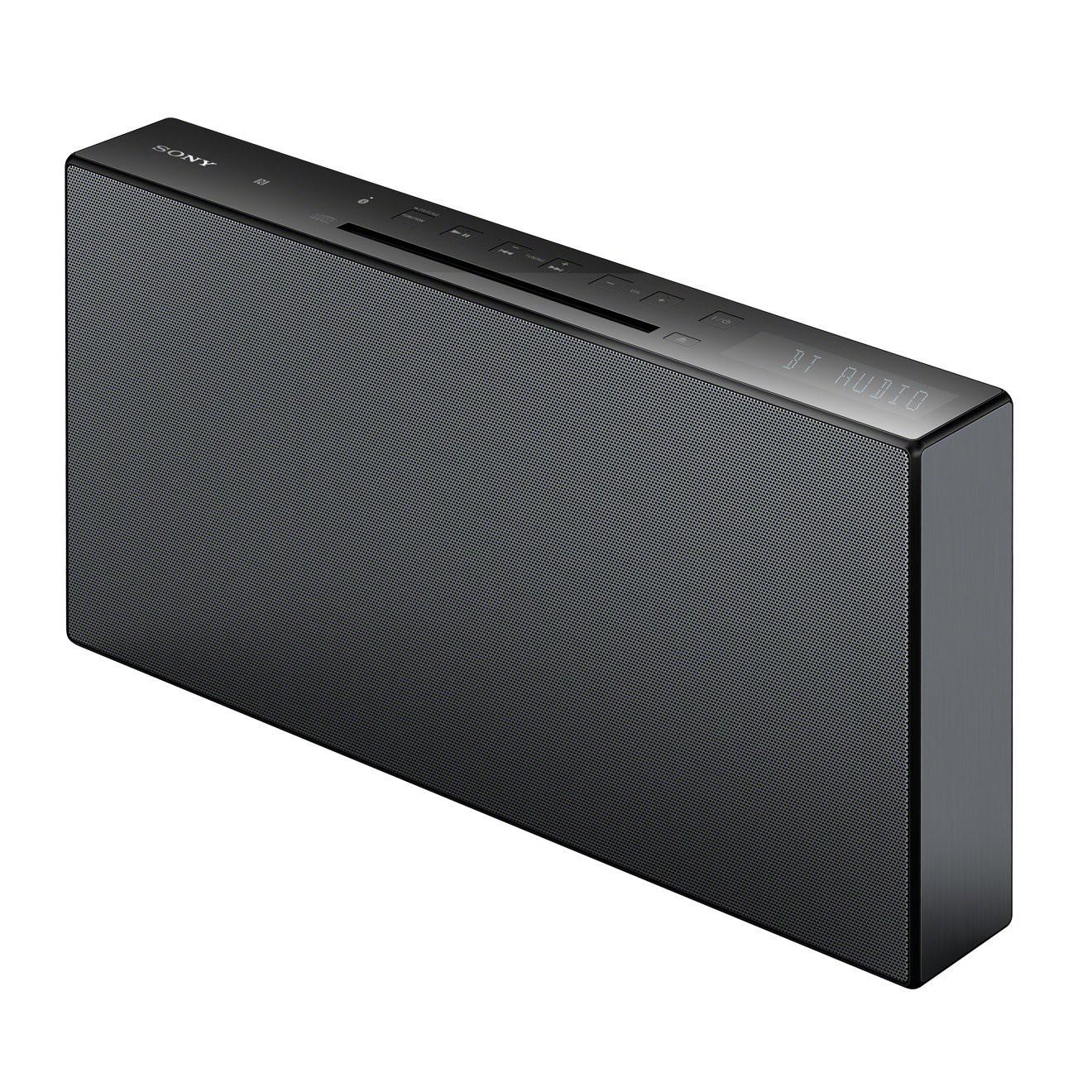 Sony CMT-X3CD Micro-HiFi System #schwarz