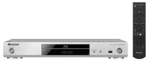 Pioneer BDP-X300 Blue-ray Player #silber