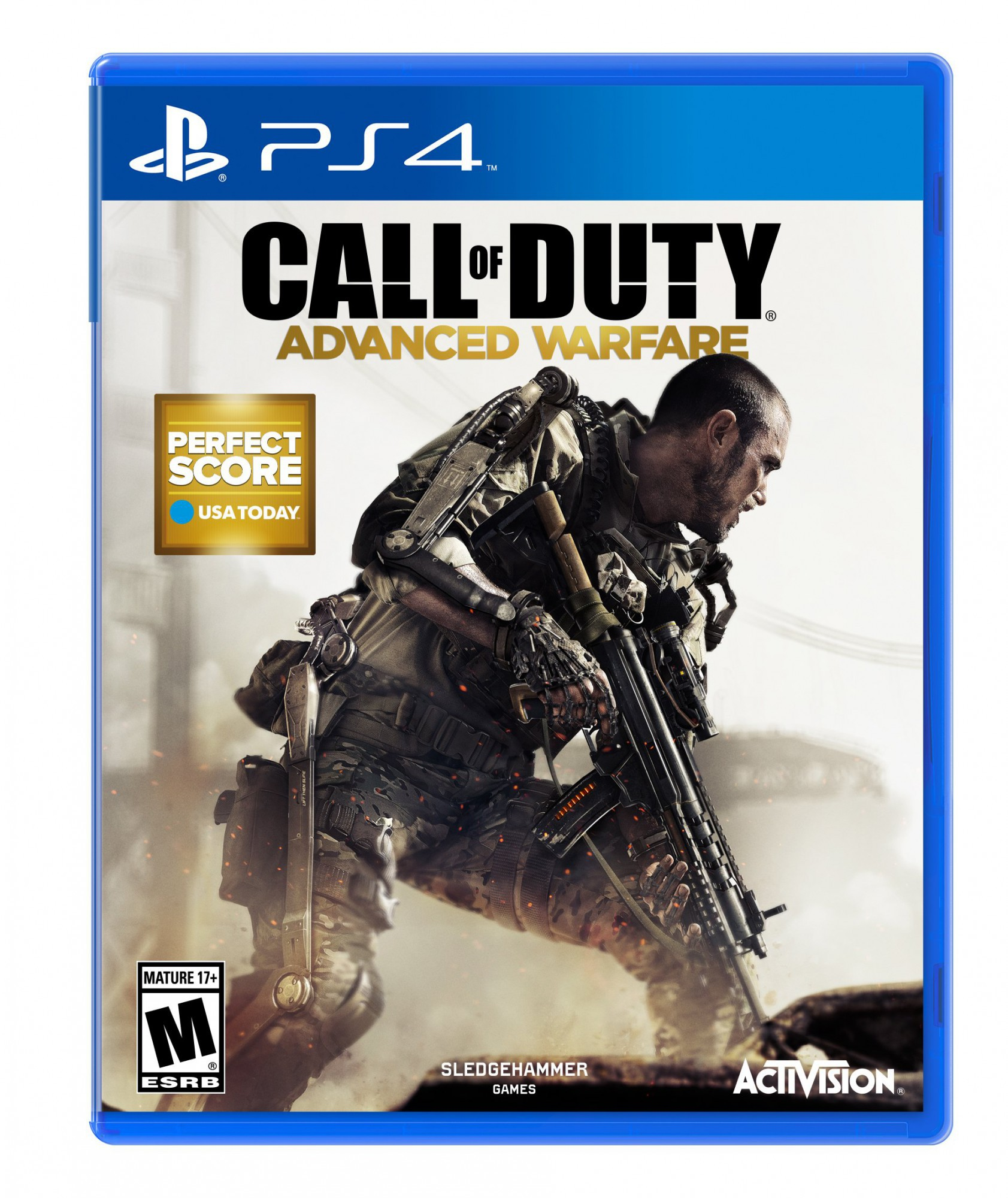 Call of Duty: Advanced Warfare #Day Zero Edition
