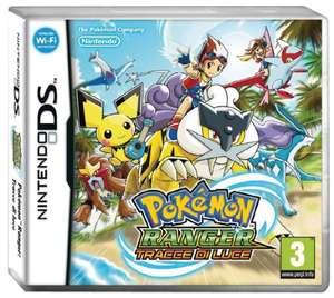 Pokemon Ranger: Spuren des Lichts / Tracce Di Luce