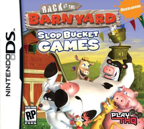 Back at the Barnyard: Verrückte Bauernhof-Spiele / Slop Bucket Games