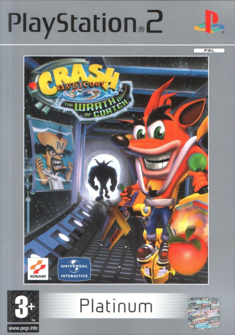 Crash Bandicoot: De Wraak Van Cortex [Platinum]