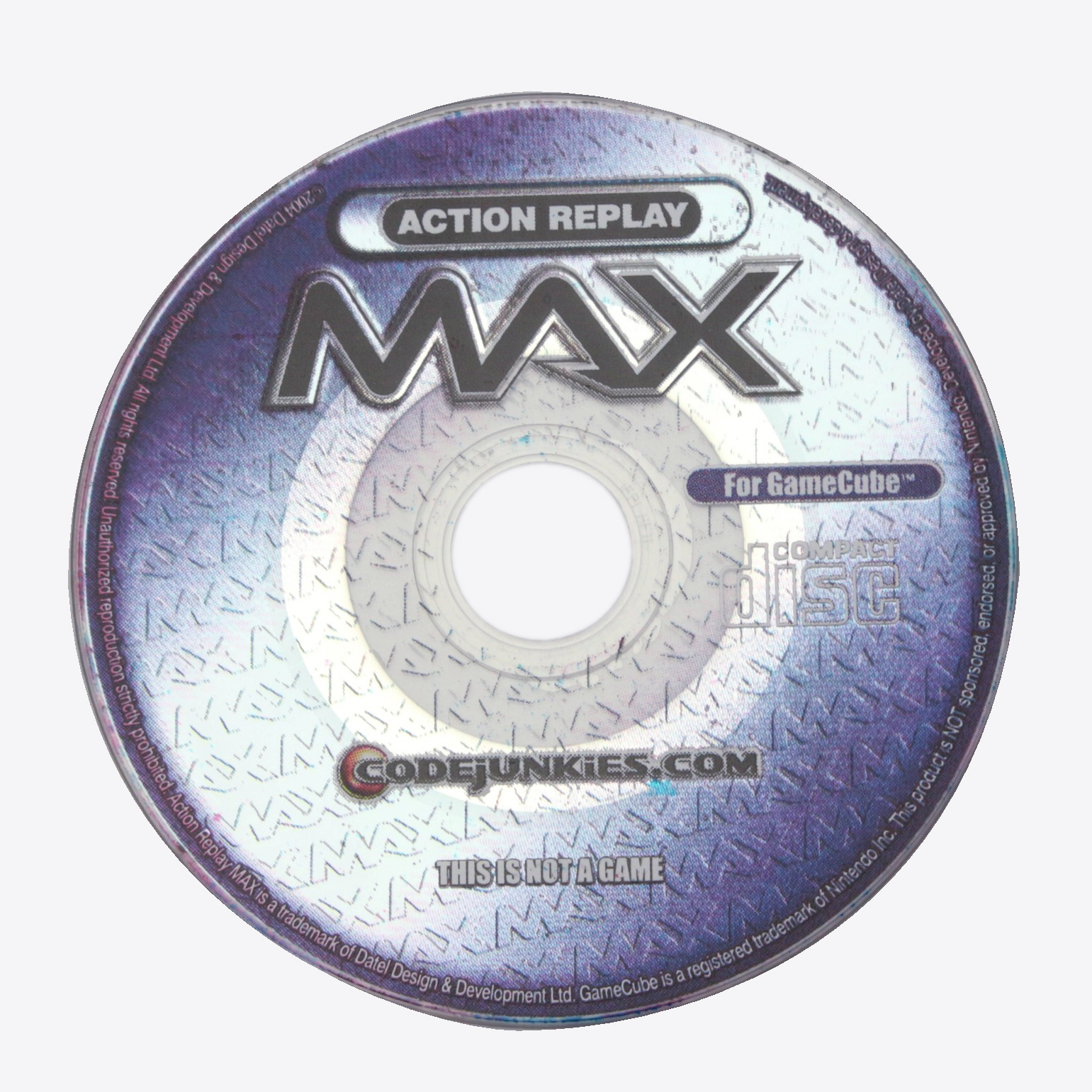 Action Replay: MAX